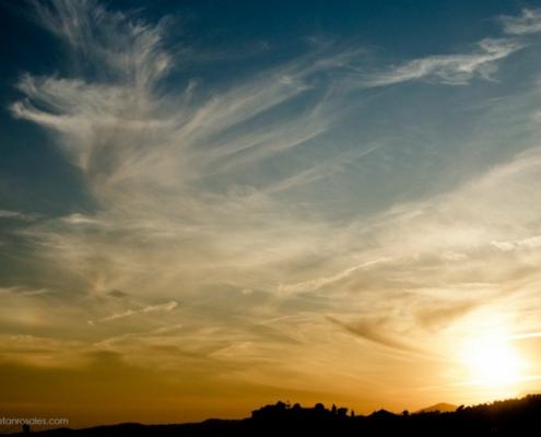 Sunset in Torrequebrada II, Benalmadena photo