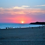 chiclana sunset photo