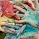 arte & vida hands painted photo