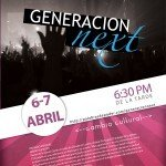 flyer generación next 2012