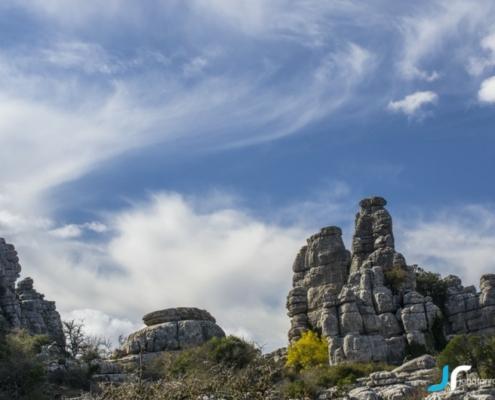 Clouds in El Torcal