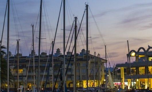 Puerto Marina Sunset