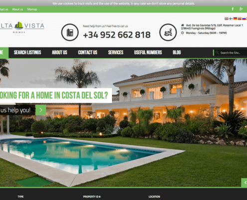 alta vista homes real estate