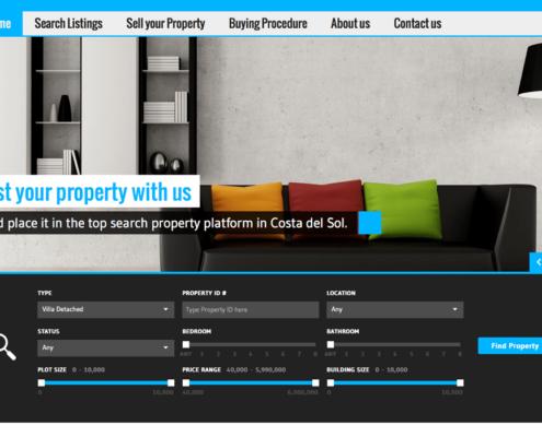 crownedproperty.com Real estate Agents in Benalmadena (Spain)