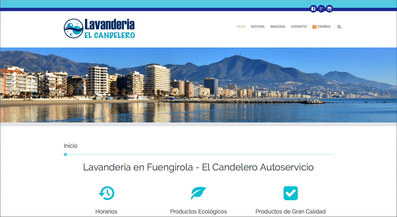 laundry located in Fuengirola