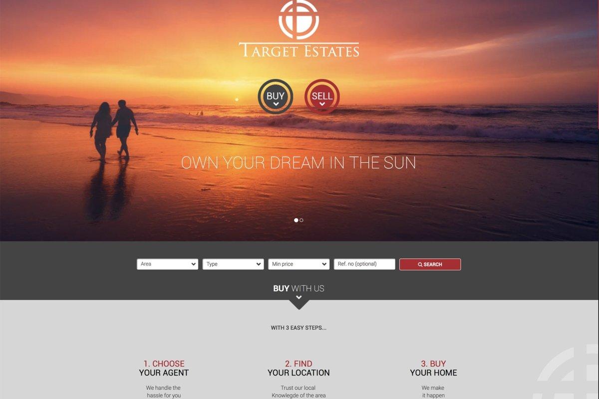 Target Estates - Mijas Real Estate